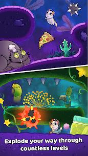 Rocat Jumpurr – Hilarious Monsters Crawler MOD APK 1.1.0 (Unlimited Money) 3
