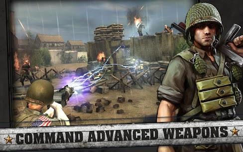 Frontline Commando: D-day MOD APK 2021 [Unlimited Money/Gold/OBB] 3