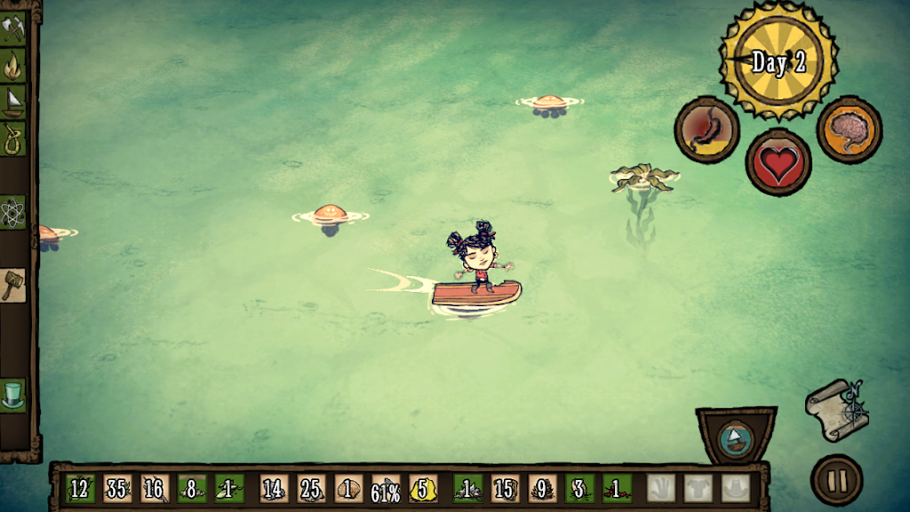 Don't Starve: Shipwrecked  poster 2