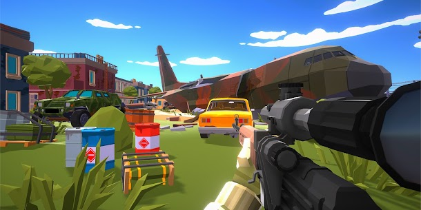 Combat Strike CS: FPS GO Online Hack Cheats (iOS & Android) 1