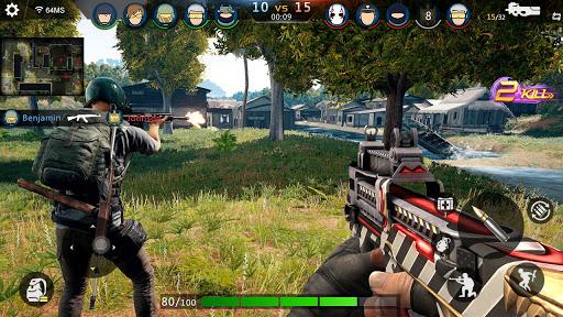 FPS Offline Strike : Encounter strike missions 3.6.20 Screenshots 17
