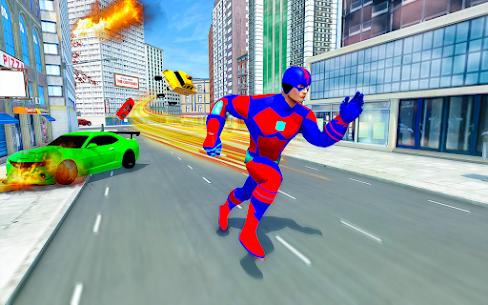 Firefighter Superhero Robot Rescue Mission APK + MOD Download 4
