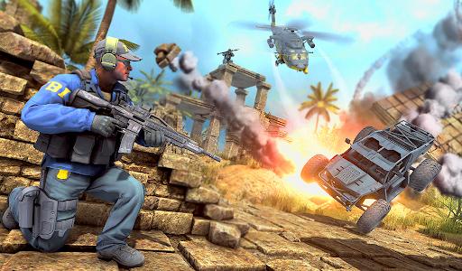 Modern Warfare action: Offline Critical games Apkfinish screenshots 10
