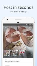 VarageSale: Sell simply, buy safely. screenshot thumbnail