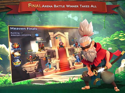 Télécharger Final Heroes APK MOD 1