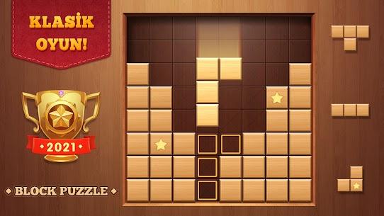 Wood Block Puzzle – Ücretsiz Klasik Zeka Oyunu Full Apk İndir 6