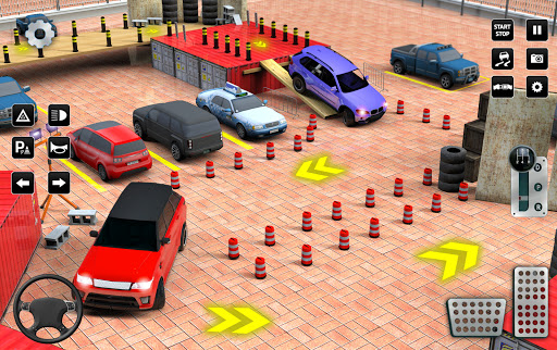 Modern Car Parking Challenge: Driving Car Games 1.3.2 screenshots 24