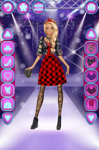 Fashion Show Dress Up Game  screenshots 5