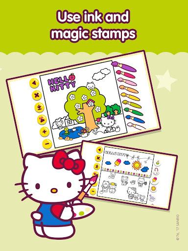 Hello Kitty u2013 Activity book for kids  screenshots 8
