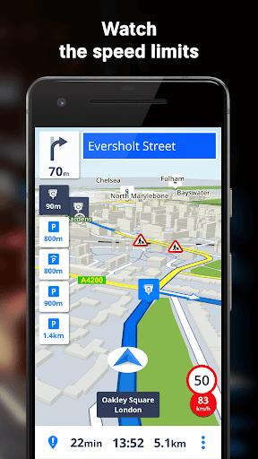 Sygic GPS Navigation & Offline Maps 18.8.2 Screenshots 3