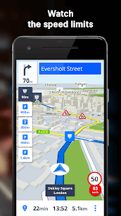 Sygic GPS Navigation & Offline Maps (MOD, Premium) v20.5.1 3