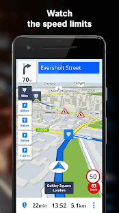 Sygic GPS Navigation & Offline Maps Screenshot