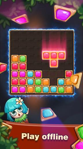 Block Puzzle 2021: Jewel Brick Puzzle android2mod screenshots 5