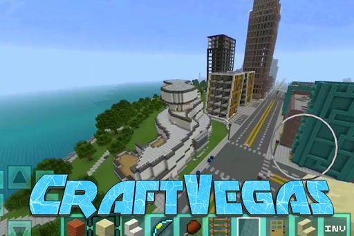 Craft Vegas - Crafting & Building  Screenshots 2