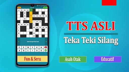 TTS Asli - Teka Teki Silang Pintar 2021 Offline  Screenshots 8