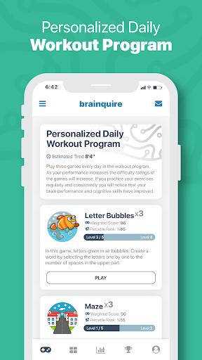 Brainquire 1.25 Screenshots 3