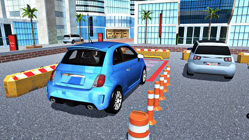 Car Parking Simulator: Girls apkmartins screenshots 1
