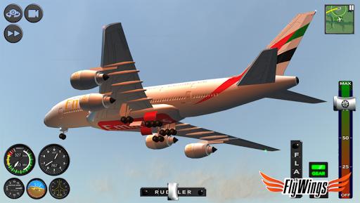 Flight Simulator 2015 FlyWings Free 2.2.0 screenshots 23