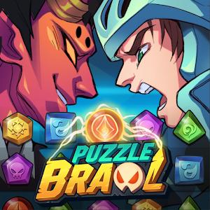 Puzzle Brawl  Match 3 RPG &amp PvP Battle Tactics