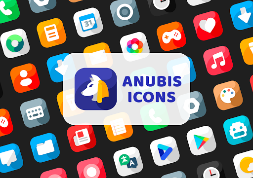 Download APK: Anubis – Icon Pack v2.0 [Patched]