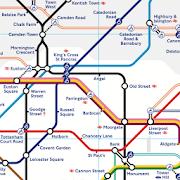 Tube Map: London Underground (Offline)