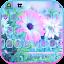 تحميل  Soft Pink Flower Keyboard Background