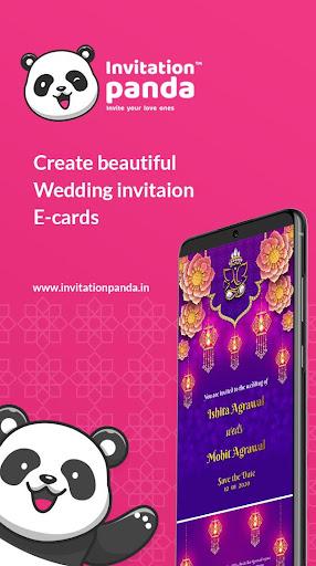 Shaadi & Engagement Card Maker by Invitation Panda 2.0.22 Screenshots 2