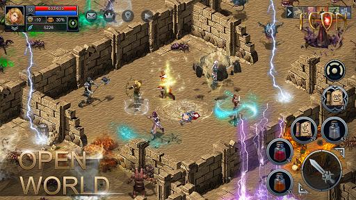 Teon: Sword & Magic apkslow screenshots 7