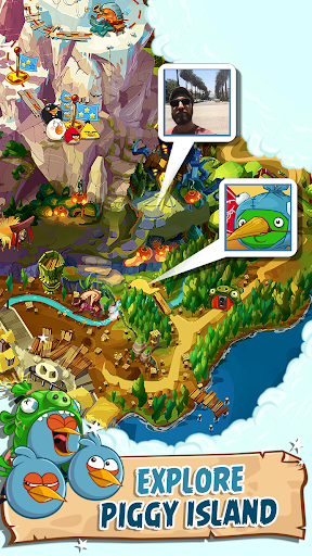 Angry Birds Epic RPG  screen 2