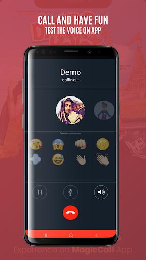 MagicCall u2013 Voice Changer App Apkfinish screenshots 4
