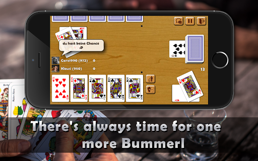 Schnapsen, 66, Sixty-Six - Free Card Game Online 2.94 screenshots 3