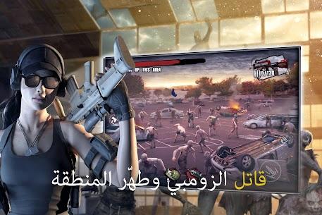تحميل لعبة Zombie Frontier 3 مهكرة للاندرويد [آخر اصدار] 2