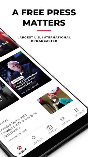 VOA News 4.2.2 Screenshots 2