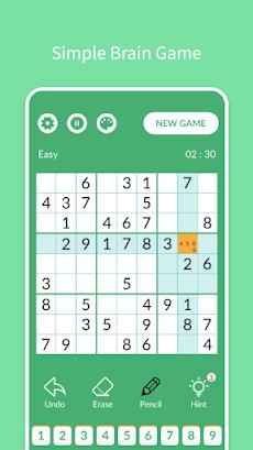 Sudoku - Free & Offlineのおすすめ画像1