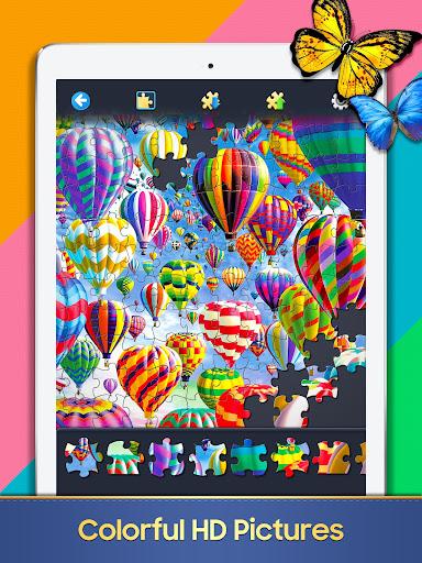 Jigsaw Puzzles World - Puzzle Games  screenshots 9