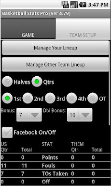 Basketball Stats Proのおすすめ画像2