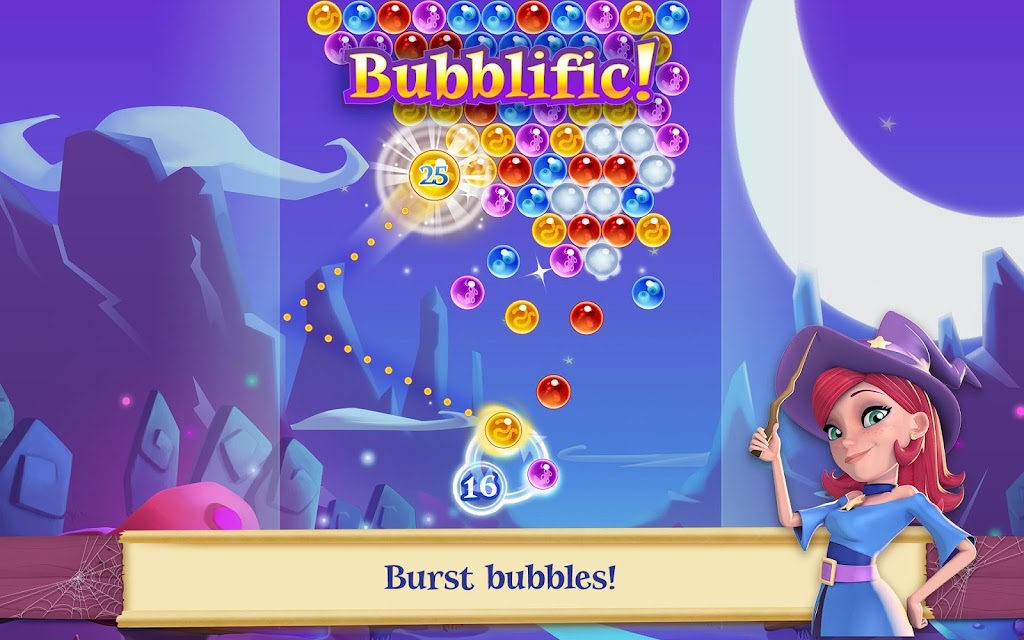 Bubble Witch 2 Saga  poster 12