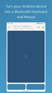 Serverless Bluetooth Keyboard & Mouse for PC/Phone (MOD APK, Premium) v4.3.0 1