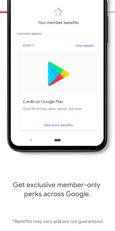 Google One poster 3