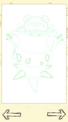 How to draw cartoon easyのおすすめ画像3