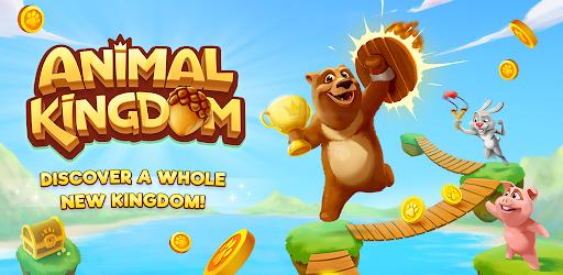 Animal Kingdom: Coin Raid screenshots 16