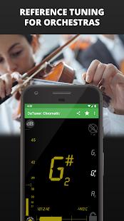 Guitar Tuner, Bass, Violin, Banjo & more | DaTuner 3.203 Screenshots 7