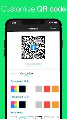 QR Code Reader & Barcode Scanner for FREEのおすすめ画像4