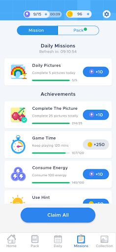 Nonogram - Logic Color Game  screenshots 5