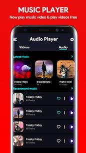 Max Video player HD Pro v1.1 MOD APK – Full HD Music Player 2021 4
