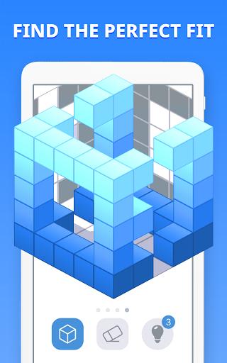 Isometric Puzzle - Block Game 1.0.6 screenshots 8