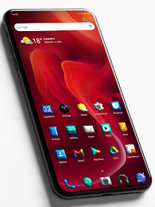 Oxigen 3D - Icon Pack 2.5.0 (Patched)
