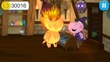 Magic school: Little witch