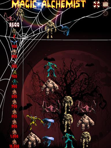 Magic Alchemist Halloween apkdebit screenshots 14