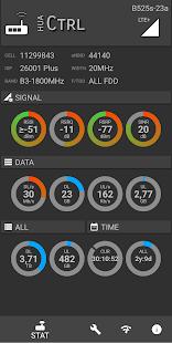huaCtrl - manage Huawei router